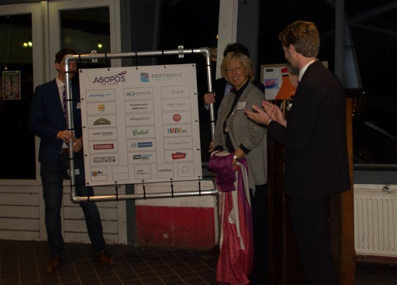 Driessen opent Business Club